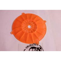 Vista Polea Y Caja Turbina Vocho Plastico Naranjas Par (dhl)