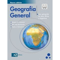 Geografía General - Serie Plata - Ed. Az