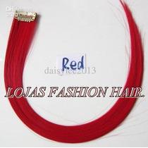 Aplique Tic Tac Mecha Colorida Vermelha / 3cm X 50 Cm!!!