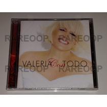 Valeria Lynch (cd) Valeria Con Todo (arg) Nuevo Consult Stoc