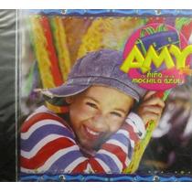 Danna Paola - Amy La Niña De La Mochila Azul Volumen 2 Nuevo