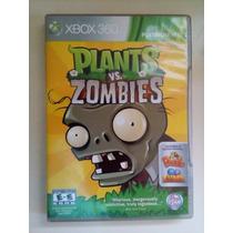 Plantas Vs Zombies Para Xbox 360