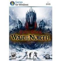 Jogo De Pc O Senhor Dos Aneis Guerra Norte Lord Of The Ring