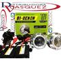 Kit Doble Bi Xenon 2 Faros Ojo D Angel Monster Caja Completa
