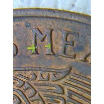 Rara Moneda Mula 20 C 1973/ 1 Pesos 1970-1983