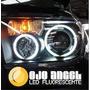 2 Ojos De Angel Aros Universal Led Fluorescente 10 Cm Diamet