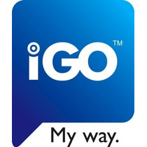 Atualização Gps Igo My Way 2013 + Frete Grátis 3,5 4,3 5 E 7