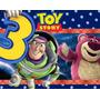 Kit De Festa Printable Toy Story 3 + Convites Ref 001