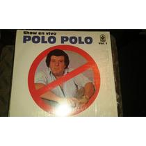 Disco Acetato De Show En Vivo Polo Polo, Solo Adultos