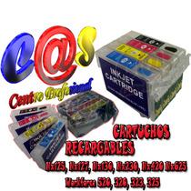 Cartuchos Recargables Compatibles Nx230, Nx127, Nx130, Vacio
