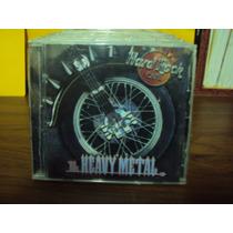 Hard Rock Cafe - 80s Heavy Metal - Importado E Lacrado