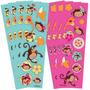 Stickers De La Monita Monkey Love X8 Laminas