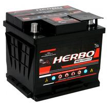 Bateria 40 Amperes Herbo Nova - Com Prata