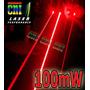 Cni Diodo Dj Laser Show Vermelho 100mw 650nm 660 Cilíndrico
