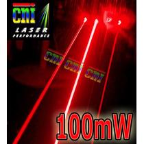 Cni Diodo Dj Laser Show Vermelho 100mw 650nm 660nm Red Troca