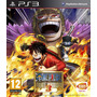 One Piece Pirate Warriors 3 Playstation 3 Ps3