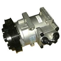 Compressor De Ar Condicionado Visteon Hs15 Fiesta 1.0 E 1.6