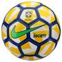 Bola Nike Cbf Society Sc2919-100 - Amarelo E Marinho