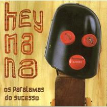 Cd- Paralamas Do Sucesso- Hey Na Na