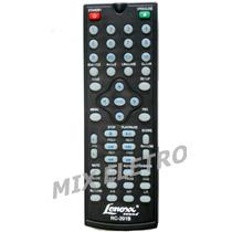 Controle Remoto Rc-201b Dvd Player Lenoxx Sound Dv-441b