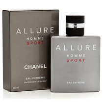 Perfume Allure Homme Sport Extreme 100ml Original E Lacrado
