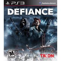 Jogo Novo Mmo De Tiro Lacrado Defiance Para Playstation 3