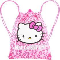 Bolsa Mochila Morral Hello Kitty! Envio Gratis