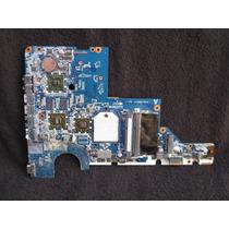 Placa Mae Hp G42 372br 374br 632184-001 Da0ax2mb6f0 Garantia