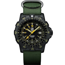 Luminox Recon Point Man Verde Militar La A.8825.km Diego Vez