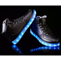 Tenis Led Unisex Led Shoes Luminosos Envio Gratis
