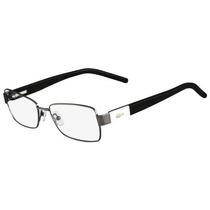 Gafas Lacoste Anteojos L Gunmetal 53mm
