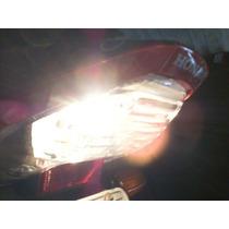 Lente Lanterna Traseira Da Twister Transparente E Vermelha