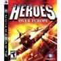 Jogo De Avião Heroes Over Europe Para Ps3 ,envio Imediato
