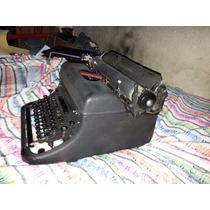 Maquina De Esctibir Antigua Remington