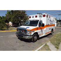 Ambulancia Ford E-450, Tipo Iii, 2008, Diesel, Impecable