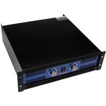 Equipo Amplificador Potente 3000w Original Bridge/mono Xaris