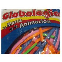 Globos De Globología 260t Tuky X 100u Multicolor