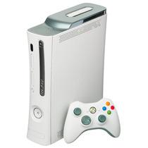 Xbox 360 Travado + Controle Original + Hd + Jogo Original
