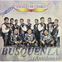 Cd Los Angeles De Charly Busquenla Antidoto Promo