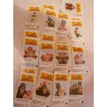 Família Dinossauro Figurinhas Chicletes Ploc Valor Unitário
