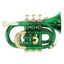 Trompeta Pocket Roy Benson Pt101e Nueva Meses S/intereses!