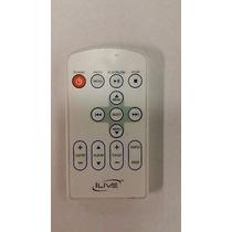 Control Remoto Para Sistema De Audio Ilive Ij308w
