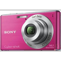 Camara Sony Cyber-shot Dsc-w530 14.1 Mp Digital