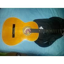 Guitarra Acustica, Como Nueva.