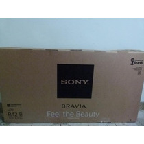 Tv 32 Sony Bravia Led Modelor42b Pantalla Rota Para Repuesto