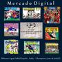 Colección Panini Champions, Liga España Italia Uk Y Más. Pdf
