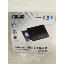 Asus Drive Dvd-rw 8x Externo Portátil Sdrw-08d2s-u Slim