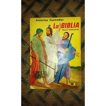 Comic De Historia Ilustradas De La Biblia,nuevo Testamento