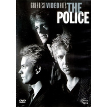 Dvd The Police Greatest Video Hits - The Police