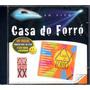 Cd Casa Do Forró Dominguinhos Elba Ramalho Falcão - Raro